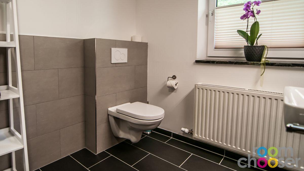 Accessible hotel room Ferienwohnungen Wartbichler, 1, Toilet