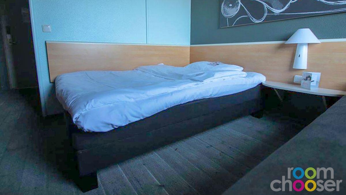 Accessible hotel room ibis Wien Mariahilf, 118, Bed
