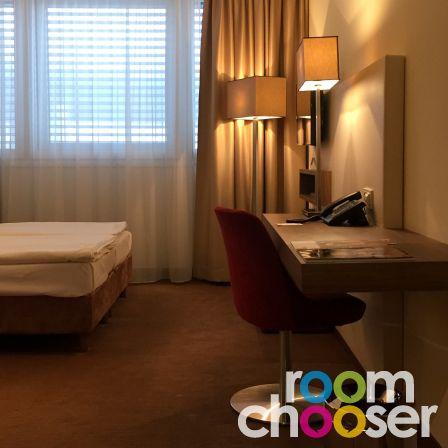 Accessible hotel room Austria Trend Hotel Doppio, 102, View into the room