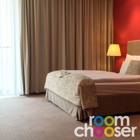 Accessible hotel room Austria Trend Hotel Savoyen, 201 401 501 601, View into the room