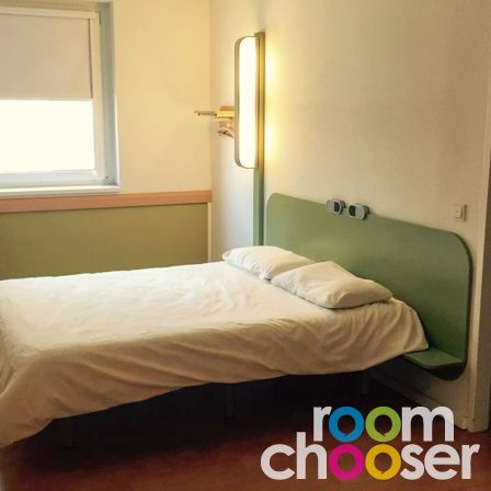 Accessible hotel room ibis budget Wien St. Marx, 246 346 446 546, View into the room